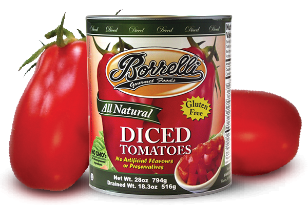 Diced Tomatoes, 28oz (794g)