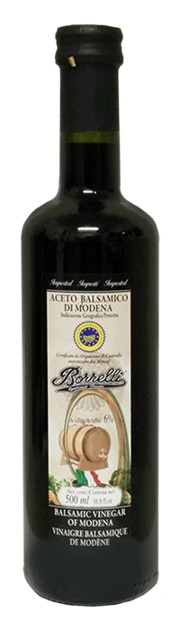 Balsamic Vinegar of Modena, 16.9oz (500ml)