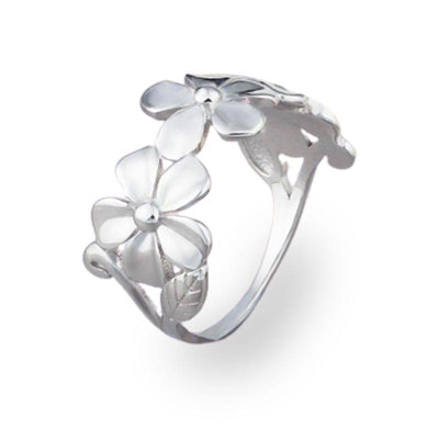 Flower Rings Romantic Daisy Jewelry at Jewels Genie