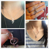 Musical Note Elegant Necklaces & Pendants - jewels-genie-store - jewelry