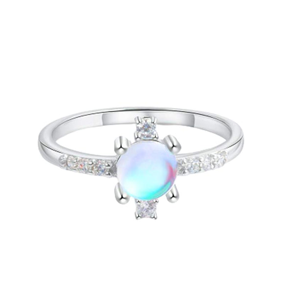 Natural Moonstone Rings Jewelry at Jewels Genie