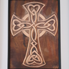 Handmade Copper Handcraft, Ireland, Irish Handmade, Ships Worldwide, Donegal, Copper Art work, Neil Ferry  celtic  art work