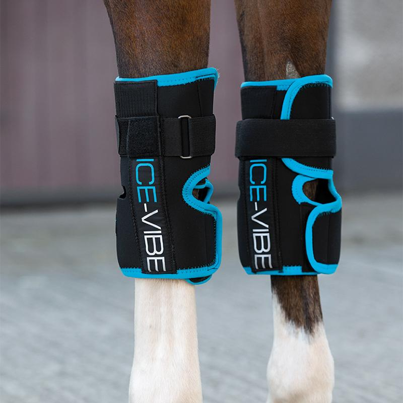 Ice-Vibe Knee Wraps