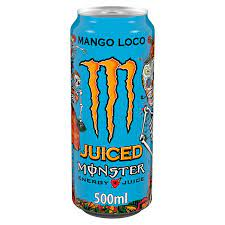 Monster Energy Mango Loco