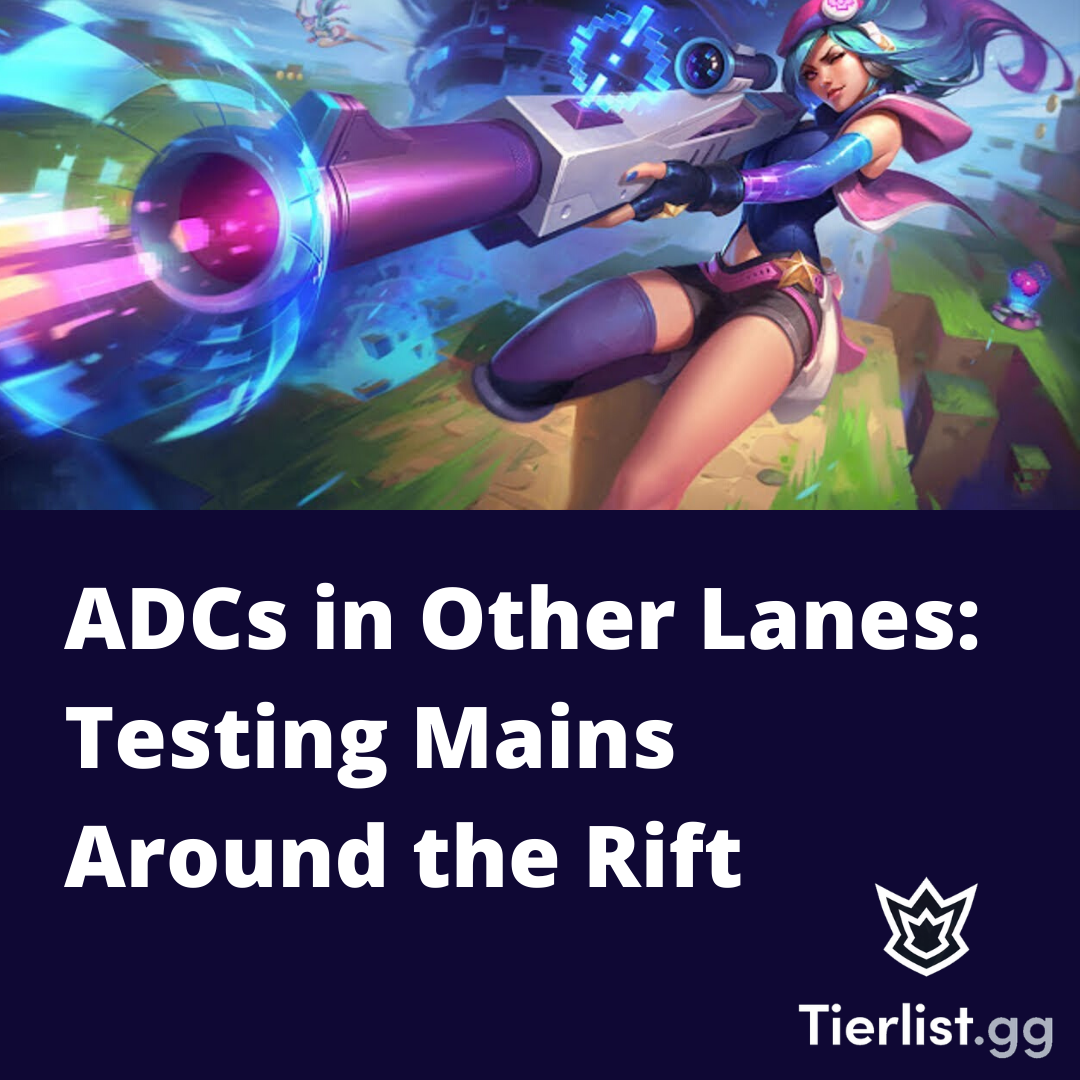 Adcs in other lanes