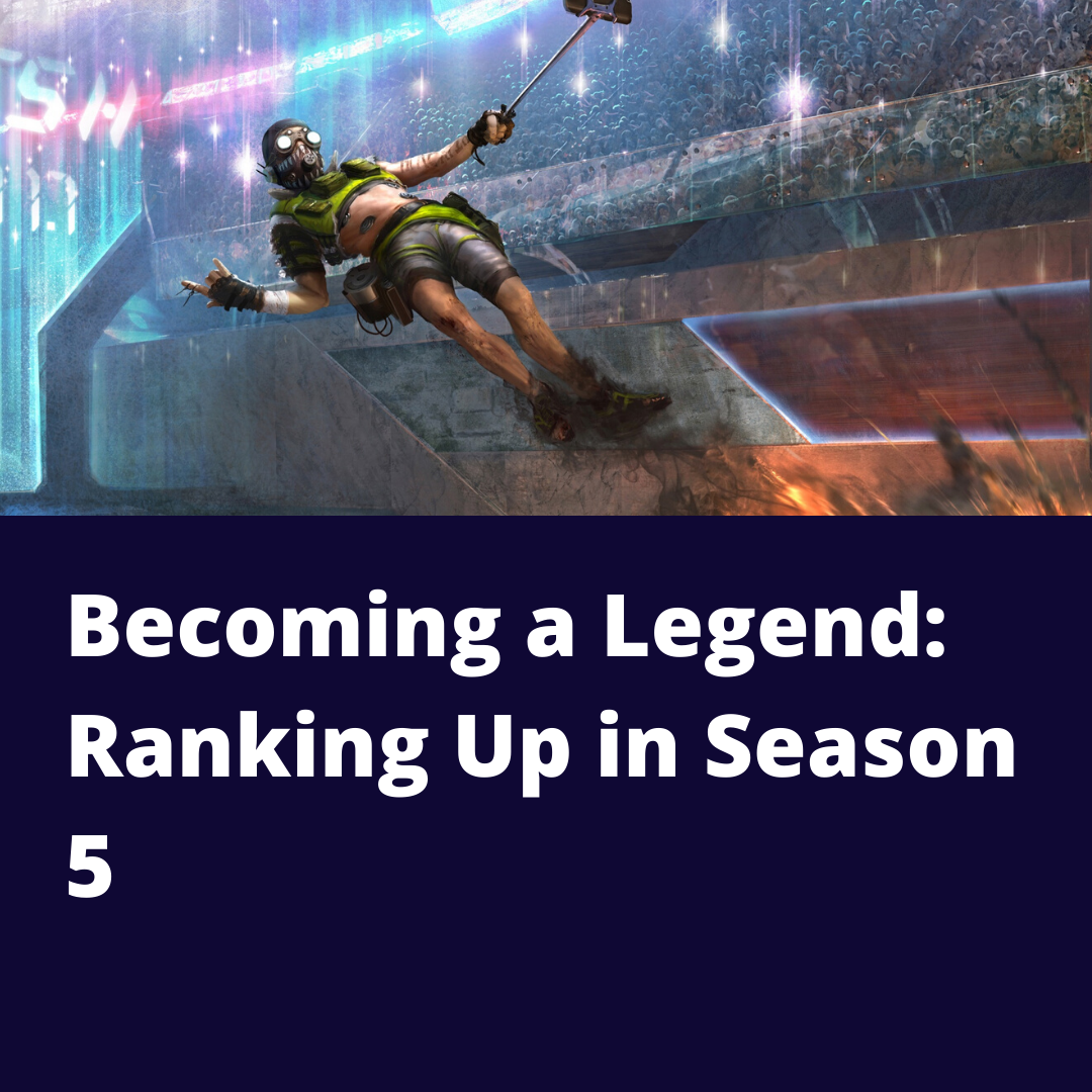Becoming an Apex Legend Jackson Haime