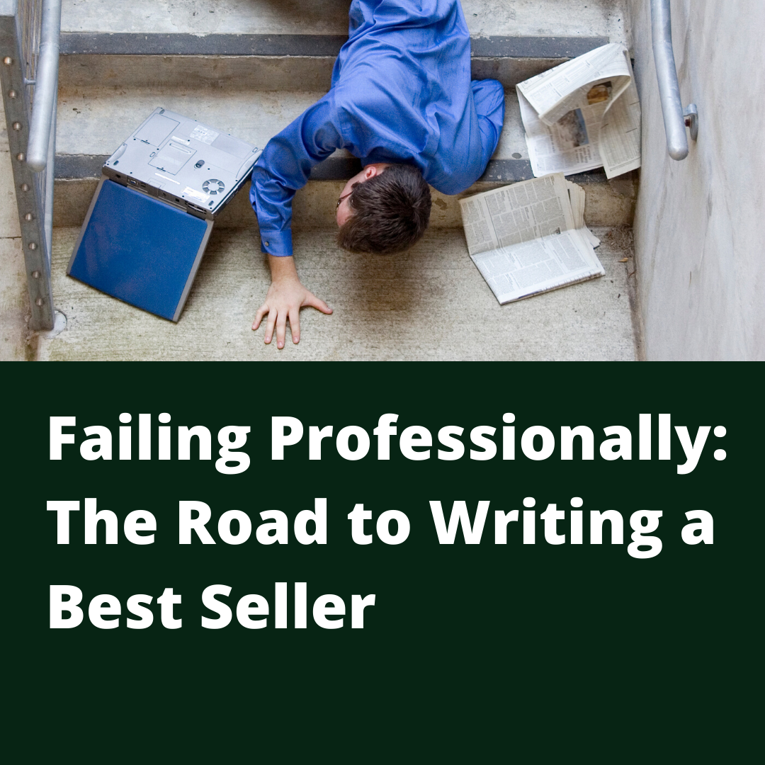 Failing Professionally Jackson Haime