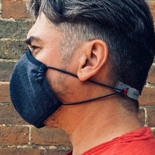 Load image into Gallery viewer, The Ugley Mask Tool - x 2 Silicone mask adjustable converters.