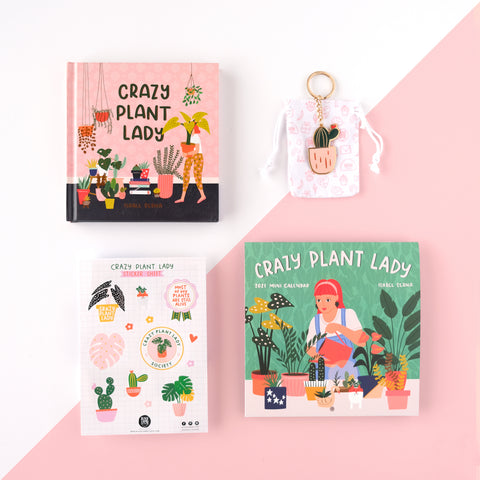 CRAZY PLANT LADY GIFT BOX 1