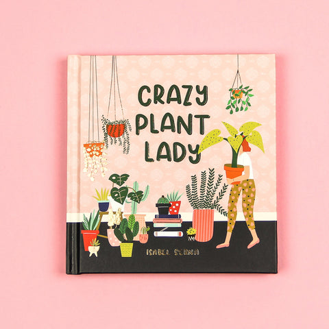 CRAZY PLANT LADY BOOK
