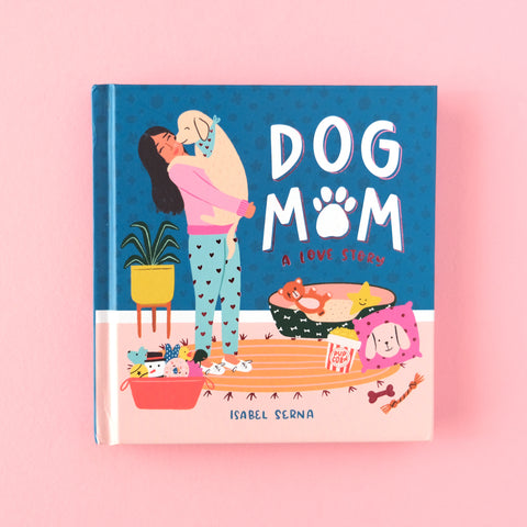 DOG MOM BOOK