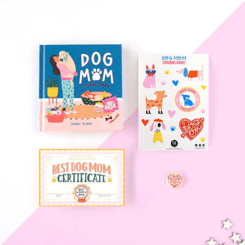 DOG MOM GIFT BOX 2