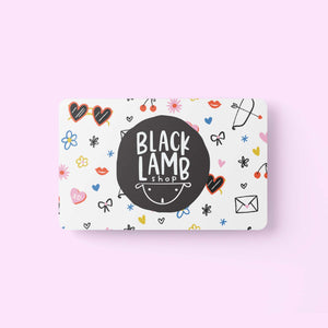 BLACK LAMB SHOP GIFT CARD