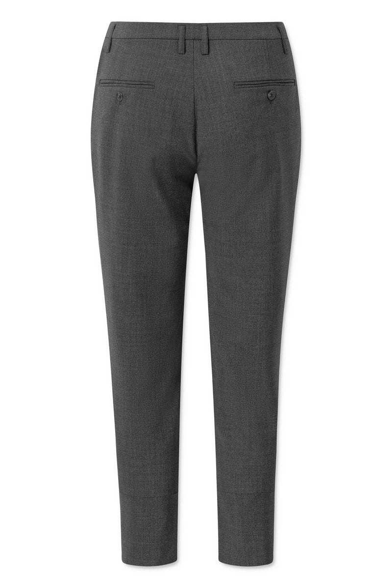 ANDREA SUITING GREY MELANGE