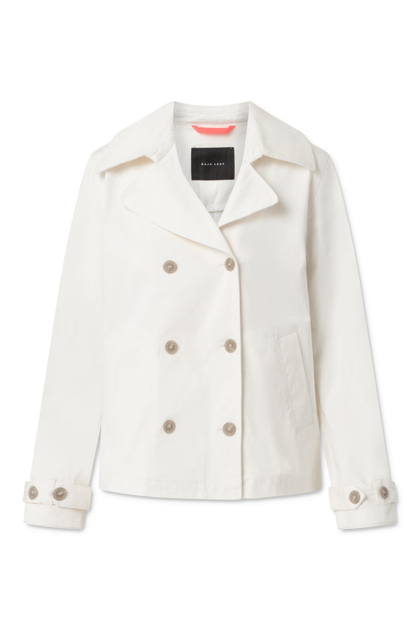 EDITH JACKET CREAM WHITE