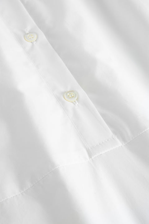 ELLONA FANCY POPLIN WHITE