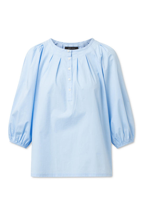 LOTTA POPLIN STRETCH LIGHT BLUE