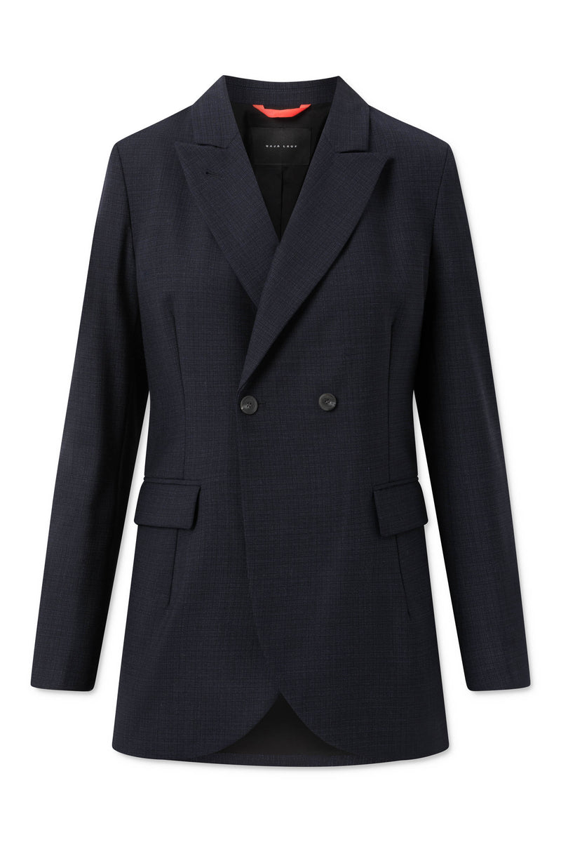 RENEE CITY SUITING NAVY