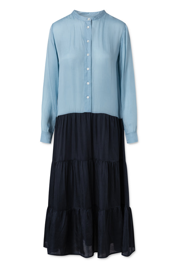 Vilma - Navy / Light Blue
