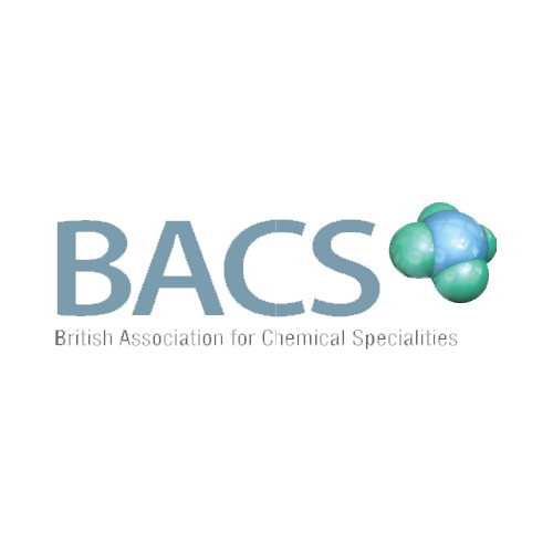 Accreditation logo for the British Association for Chemical Specialities