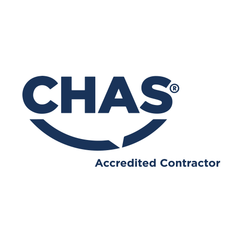 Accreditation logo for CHAS logo