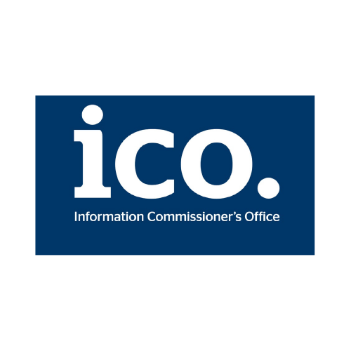 the accreditation logo for the Information Commissioner's Office