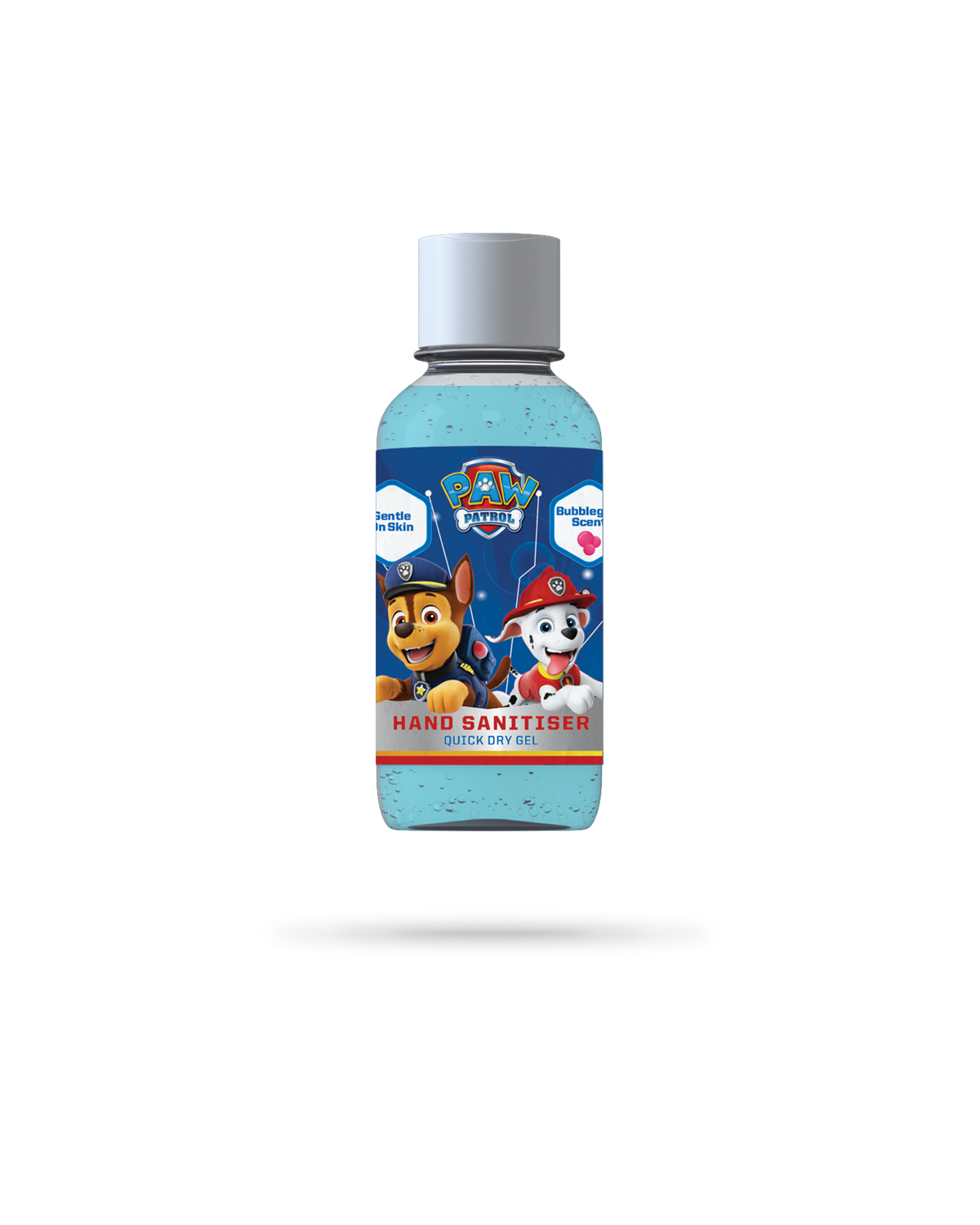 50ml PAW Patrol bubblegum scented hand sanitiser gel from Vital Life