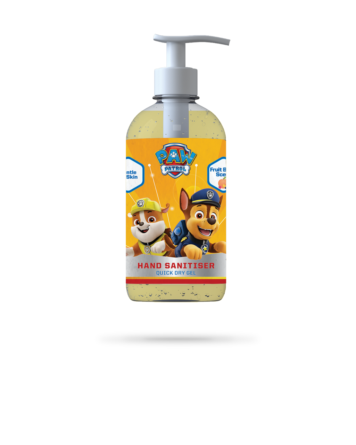 Fruit Burst Hand Sanitiser Gel - 250ml - PAW Patrol