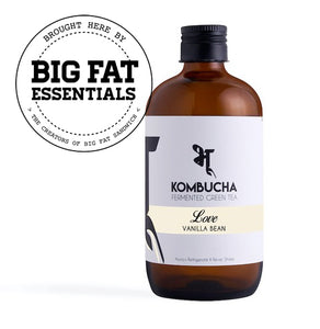 Love Kombucha - Vanilla Bean 250 ml