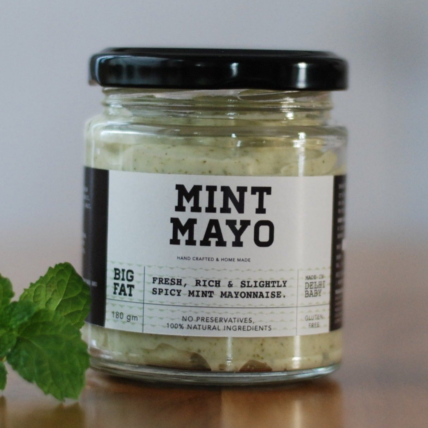 Mint mayonnaise