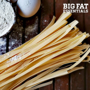 Fettuccine Traditional hand rolled Pasta 250g