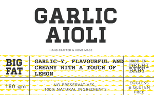 Garlic aioli