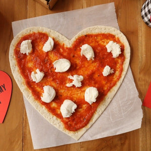 Valentines D.I.Y. Pizza Kit