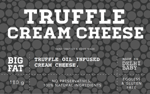 Truffle cream cheese 180g
