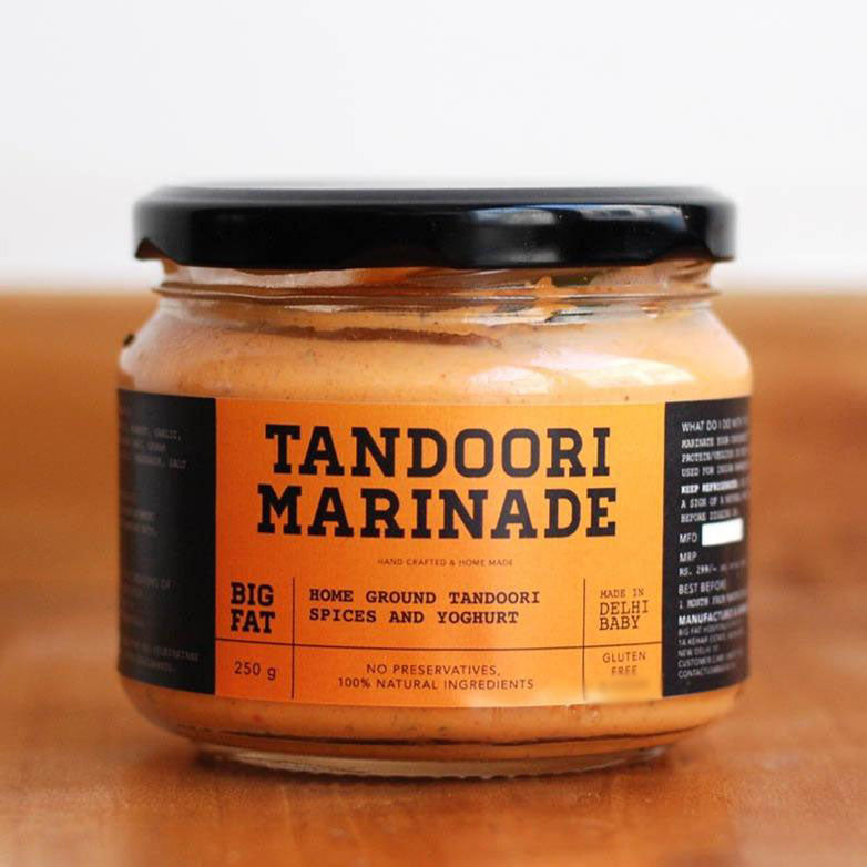 Tandoori Marinade (Indian / Spicy) 250g