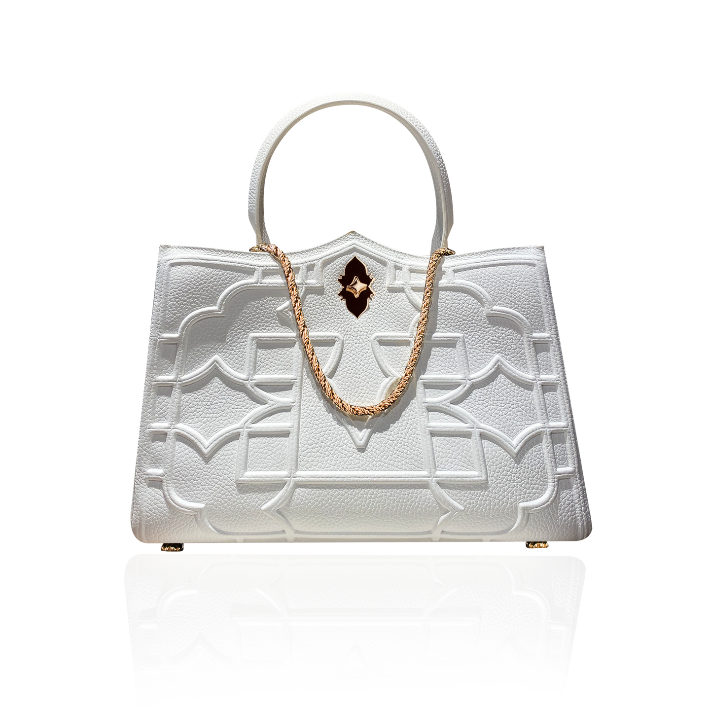 Affresco Oro White
