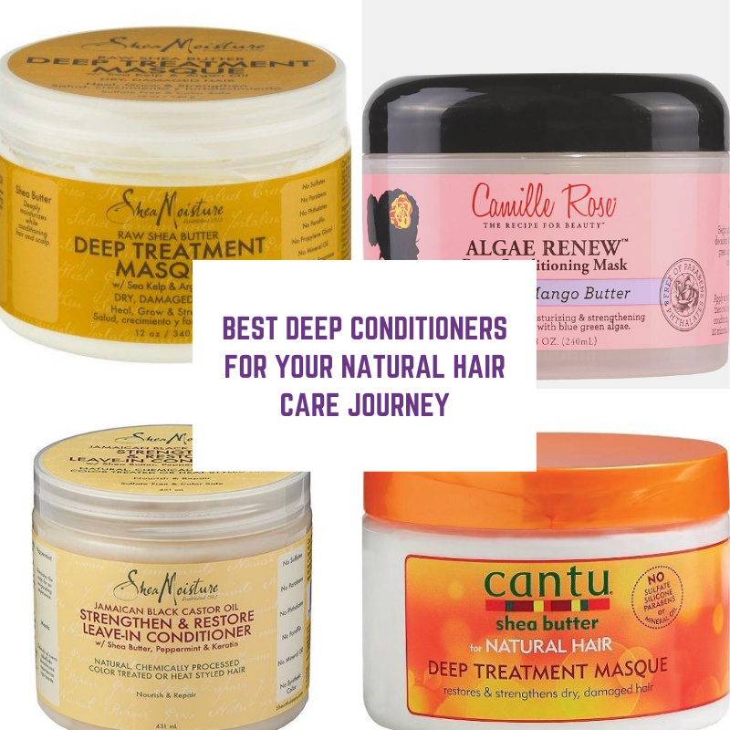5 Best deep conditioners for natural hair 2021