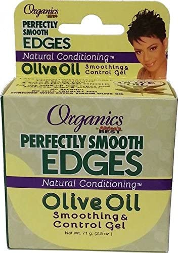 Organics by Africa's Best Olive Oil Perfectly Smooth Edges 2.5oz