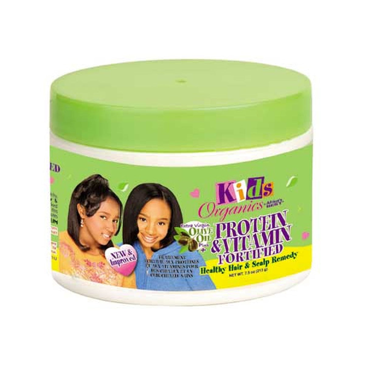 Kids Organics by Africa's Best Protein & Vitamin Fortified Hair and Scalp Remedy 7.5oz