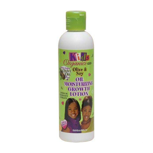 Kids Organics Olive and Soy Moisturizing Growth Lotion 8oz