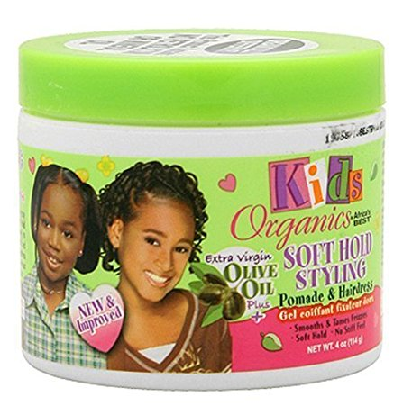 Africa's Best Kids Organics Soft Hold Pomade and Hairdress