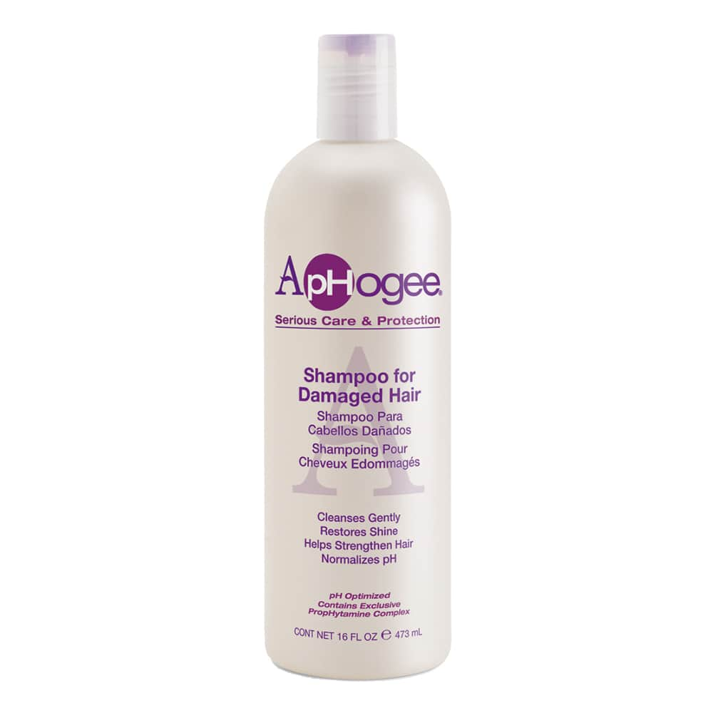 APHOGEE - SHAMPOO FOR DAMAGED HAIR - 16OZ / 437ML