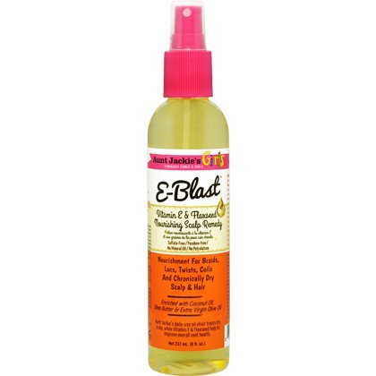 Aunt Jackie's Girls E-Blast Nourishing Scalp Remedy 237ml - 8 oz