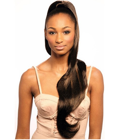 Cherish Synthetic Long Wavy Ponytail - Canada Girl