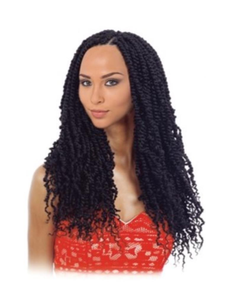 CHERISH PASSION TWIST CROCHET BRAID 24""