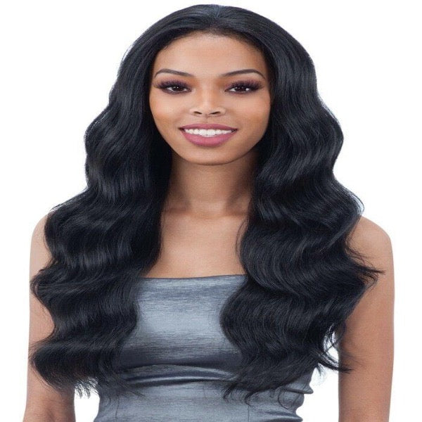 Freetress Synthetic Equal Premium Whole Lace Long Wavy Hair Wig PL-01