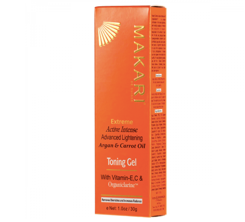 Makari Extreme Argan & Carrot Toning Gel