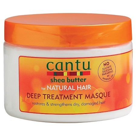 Cantu Shea Butter for Natural Hair Deep Treatment Masque (340g - 12oz)