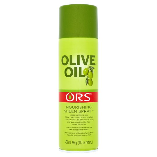 ORS Olive Oil Nourishing Sheen Spray 472ml - 332g