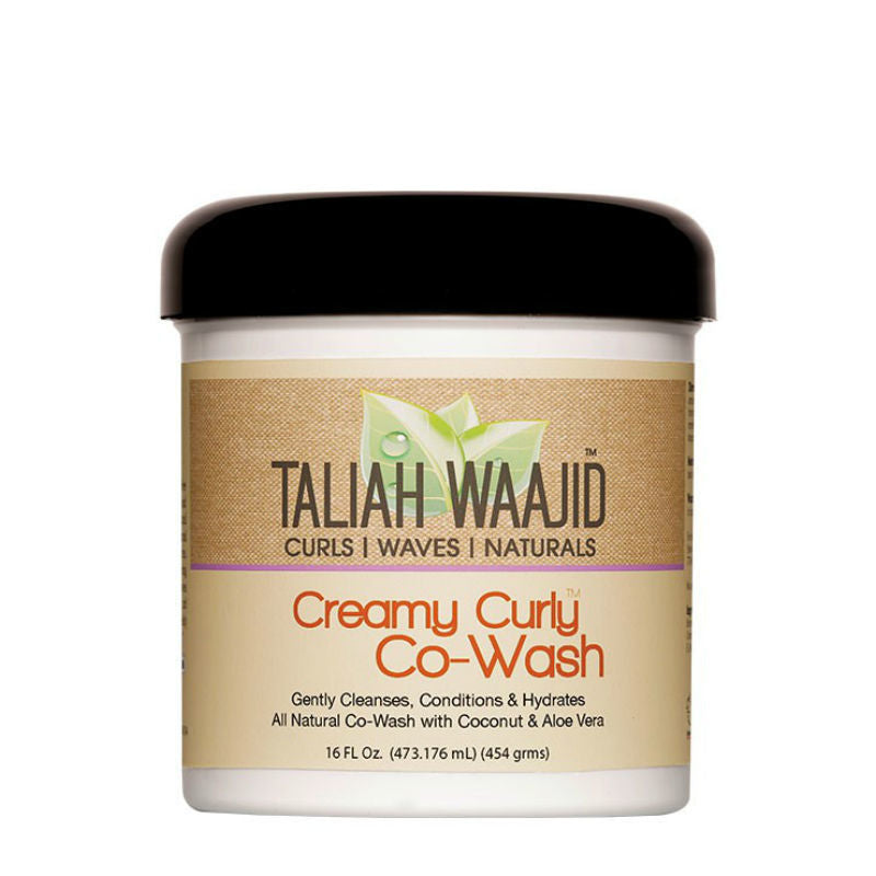 Taliah Waajid Curls, Waves, & Naturals Creamy Curly Co-Wash (454g - 16 oz.)